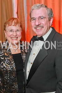 David Nelson, Leslie Nelson. Starlight Taste of the Stars Gala. Four Seasons Georgetown. November 19, 2011. Photo by Alfredo Flores