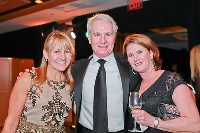 Ann Tucek, John Fahey, Heidi Fahey. Starlight Taste of the Stars Gala. Four Seasons Georgetown. November 19, 2011. Photo by Alfredo Flores