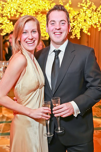 Anna Jensen, Peter Badner. Starlight Taste of the Stars Gala. Four Seasons Georgetown. November 19, 2011. Photo by Alfredo Flores
