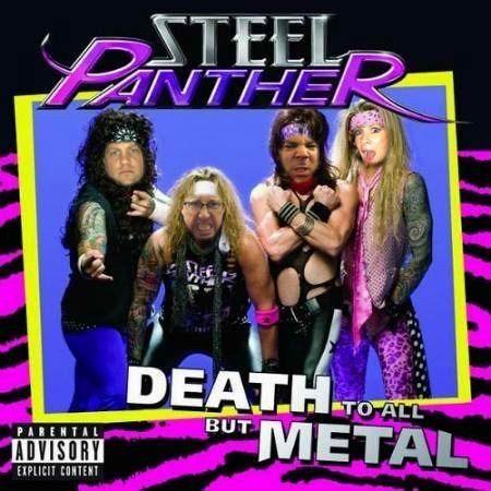Steel Panther 2012