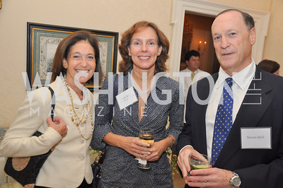 Cynthia Brill, Susan Neely, Steven Brill