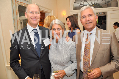 Don Baer, Michela English, Rob Quartel