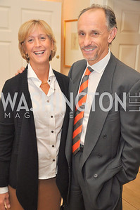 Lori and Nigel Morris