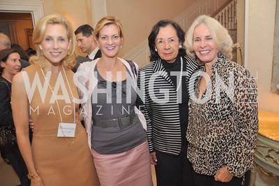 Katherine Bradley, Katherine Weymouth, Ann Jordan, Sally Quinn