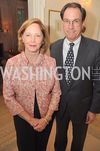 Kathryn and Geoffrey Baker