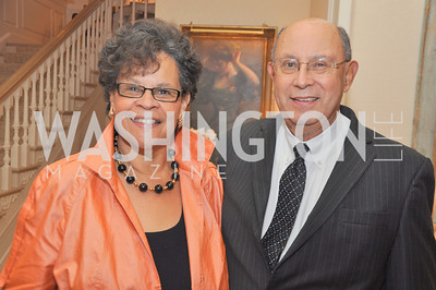 Dr. Charlene Drew Jarvis, Dr. DeMaurice Moses