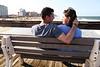 Hand in hair_LAE_bench pier