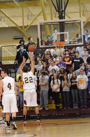 Stow Basketball vs Tallmadge