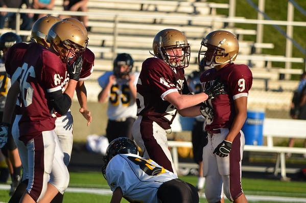 Freshman vs CFalls