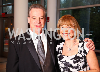 Steven and Ellyn Wexler. Strathmore Gala. Photo by Tony Powell. April 16, 2011