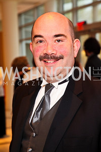 Montgomery County Councilmember George Leventhal. Strathmore Gala. Photo by Tony Powell. April 16, 2011