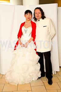 May May and Carlos Horcasitas. Strathmore Gala. Photo by Tony Powell. April 16, 2011