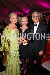 Carole Margaret Randolph, Dianne Kay, Jeff Bolotin. Strathmore Gala. Photo by Tony Powell. April 16, 2011