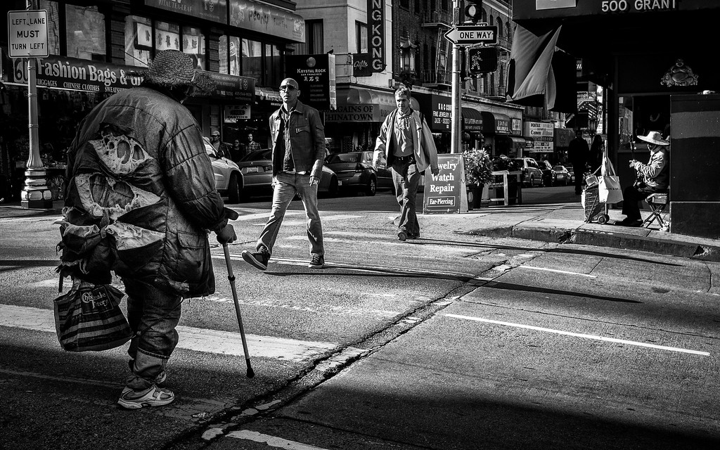 San Francisco Urban Life - April 2013