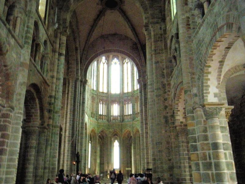 Mont St Michel