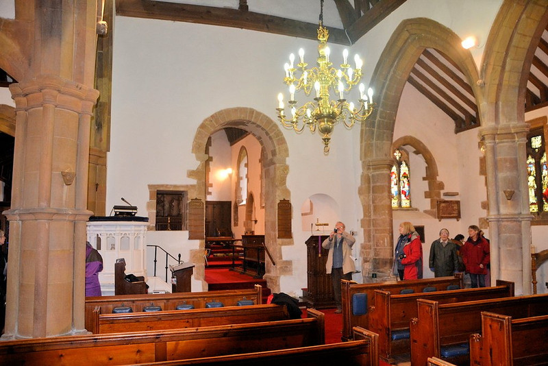 All Saints Church, Bracebridge, Lincs