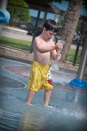 Morrell - Summer Splash Pad