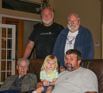 RB, GL, Pete & KiKI