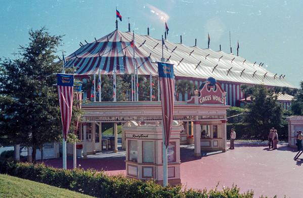 Circus World 1984-2