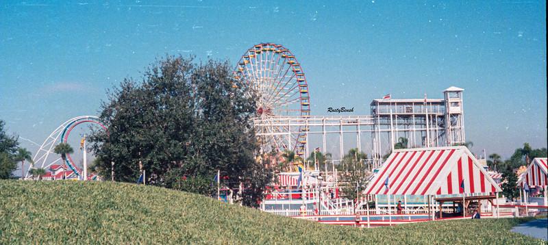 Circus World 1984-7