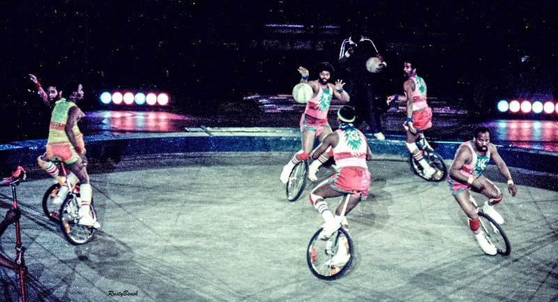 Lee Co  Circus 1979-1