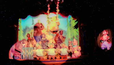 Disney World 1975-2