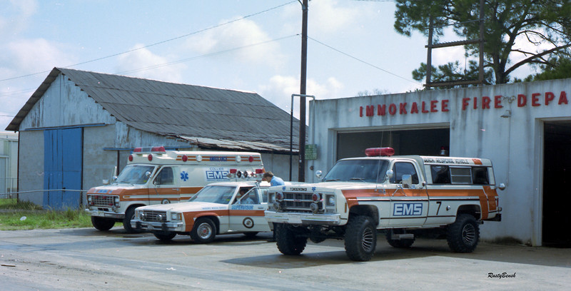 Immokalee FD July82