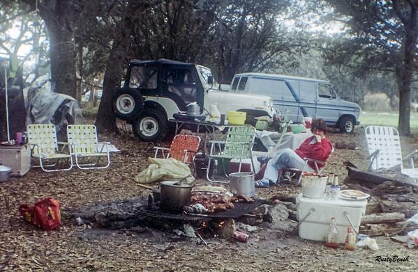 Creek Camp-12 July82