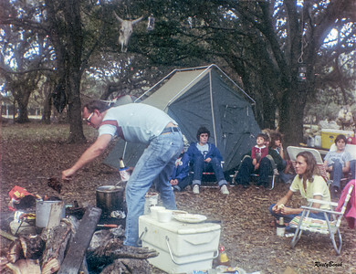 Creek Camp-7 July82