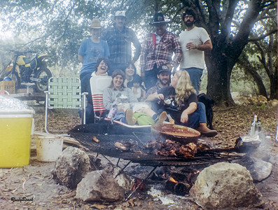 Creek Camp-10 July82