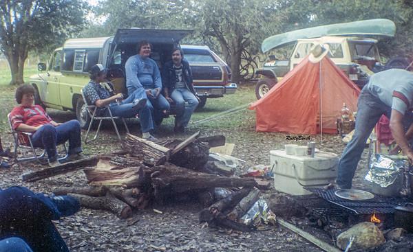 Creek Camp-1 July82