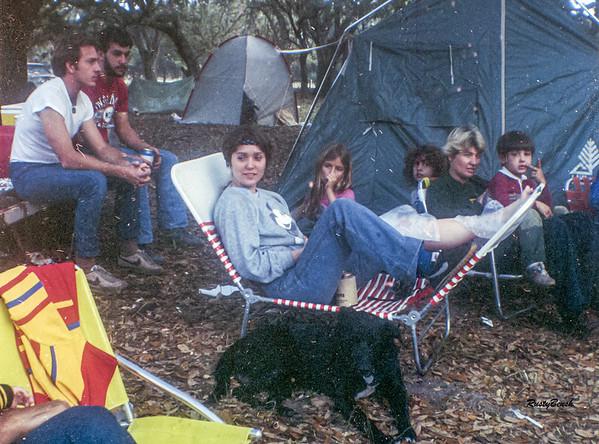 Creek Camp-5 July82