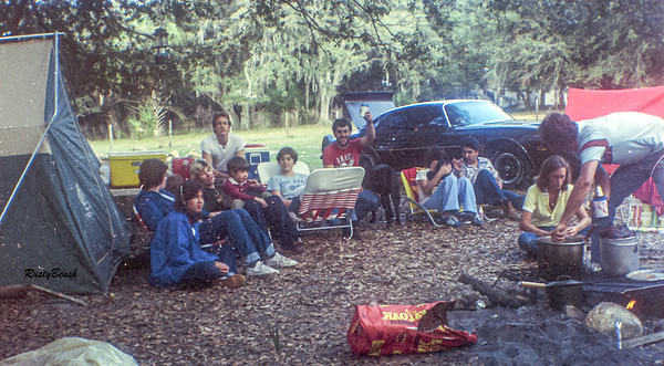 Creek Camp-6 July82