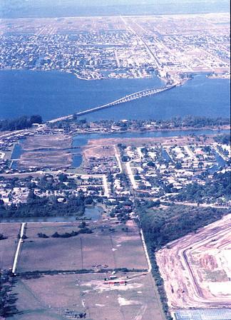 Cape Coral Bridge 1979