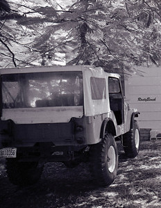 Bruce's jeep 1979