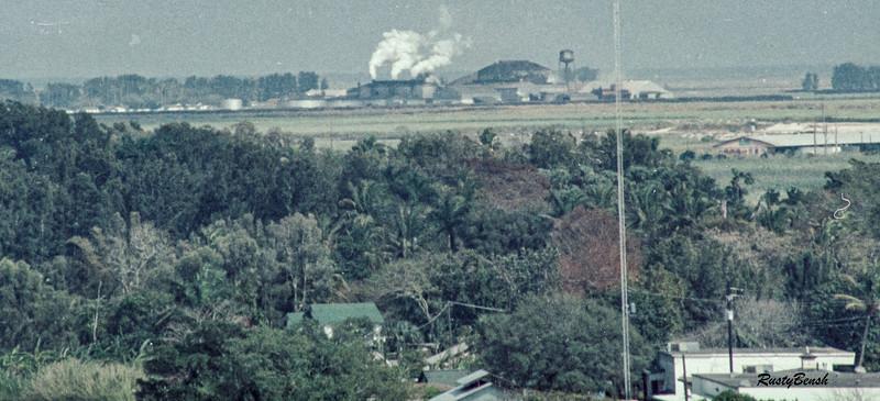 Pahokee sugar mill