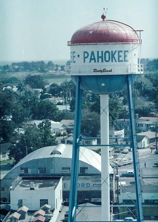 Pahokee water tower