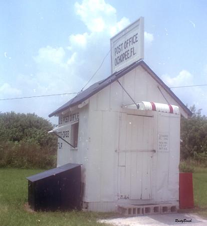 Ochopee Post Office-B