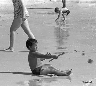 Sanibel beach slinger