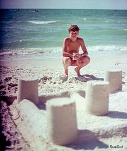 Jimmy's sandcastle