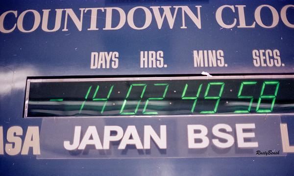 Countdown clock-2