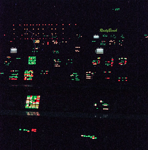 Mission Control panels