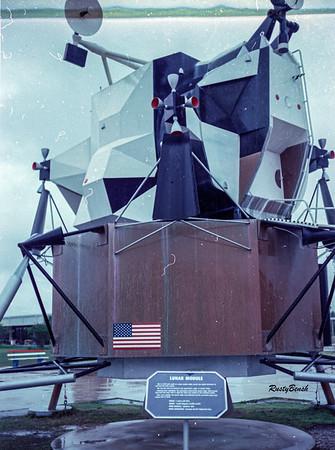 Cape Lunar Module Display