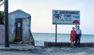 Mom&Dad Key West July82