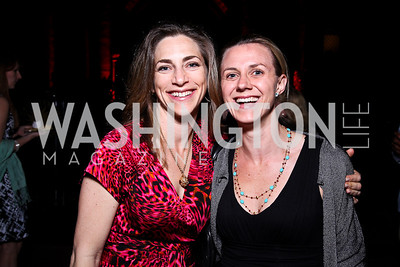 Rachel Goslins, Olivia Morgan. Photo by Tony Powell. Sundance Film Forward Gala. Smithsonian Castle. May 12, 2011