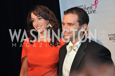 Jennifer Beals Susan G. Komen Kennedy Center