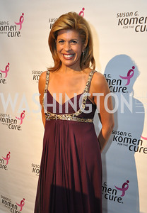 Hoda Kotb Susan G. Komen Kennedy Center