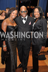 Vanessa Bell Calloway, David Lawrence, Katrina Magee Susan G. Komen Kennedy Center