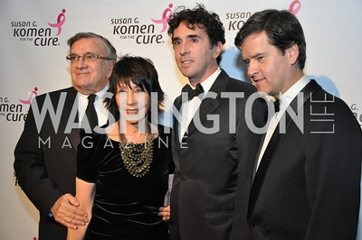 Ellen, Sigal, Family, 2011,  Susan G. Komen Kennedy Center