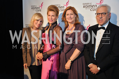 Natasha, Bedingfield, Nancy, Brinker, Sarah, Brown, David, Rubenstein Susan G. Komen Kennedy Center